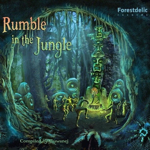 Forestdelic Records - .Various - Rumble in the Jungle