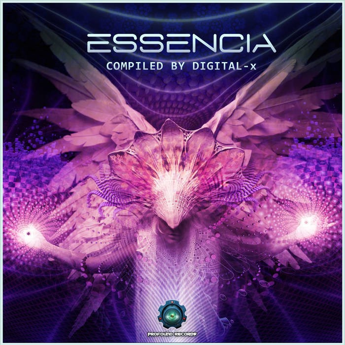 Profound Records - .Various - Essencia Compiled By Digital - X