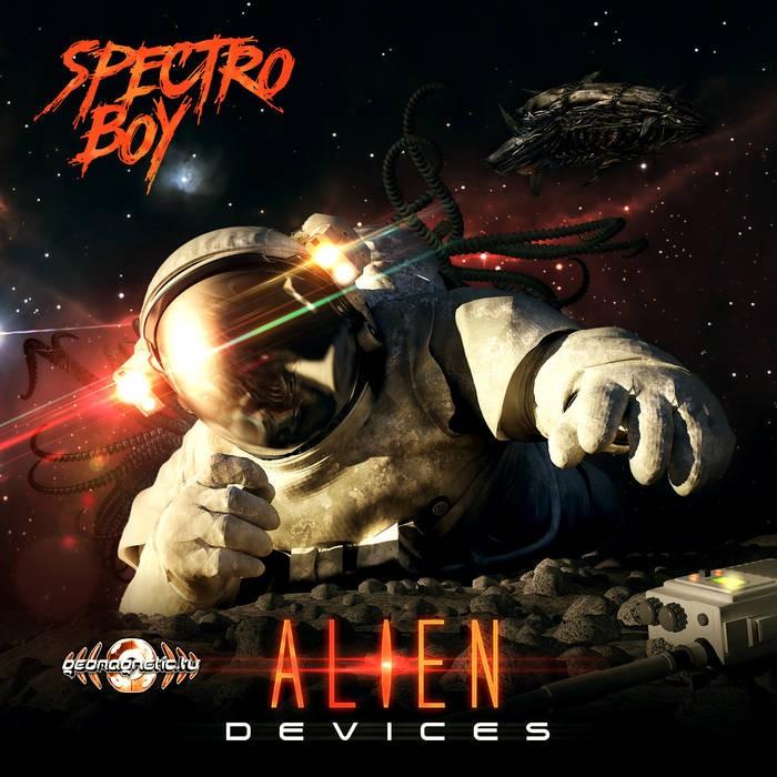 Geomagnetic.tv - SPECTRO BOY - Alien Devices