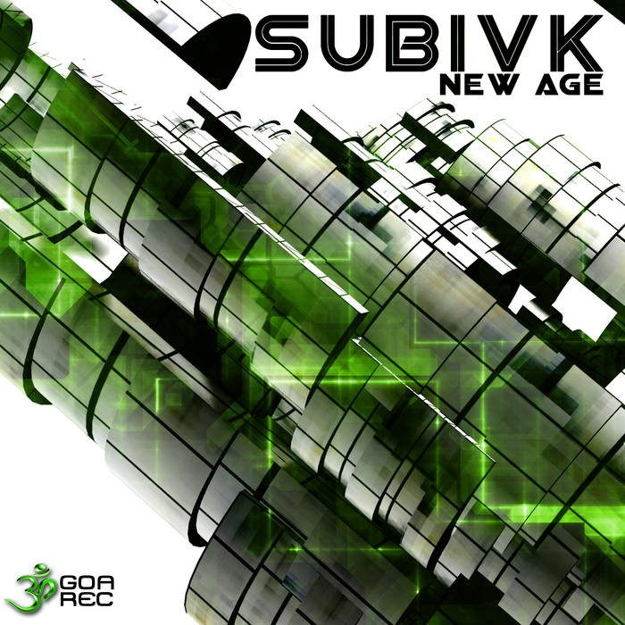 Goa Records - SUBVIK - New Age