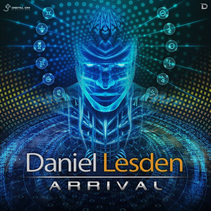 Digital Om - DANIEL LESDEN - Arrival