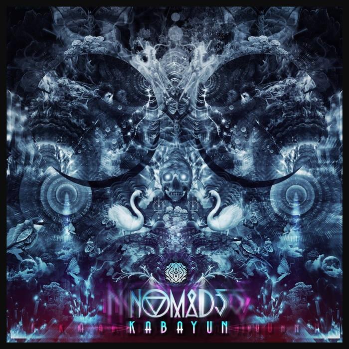 Sangoma Records - KABAYUN - Nomads