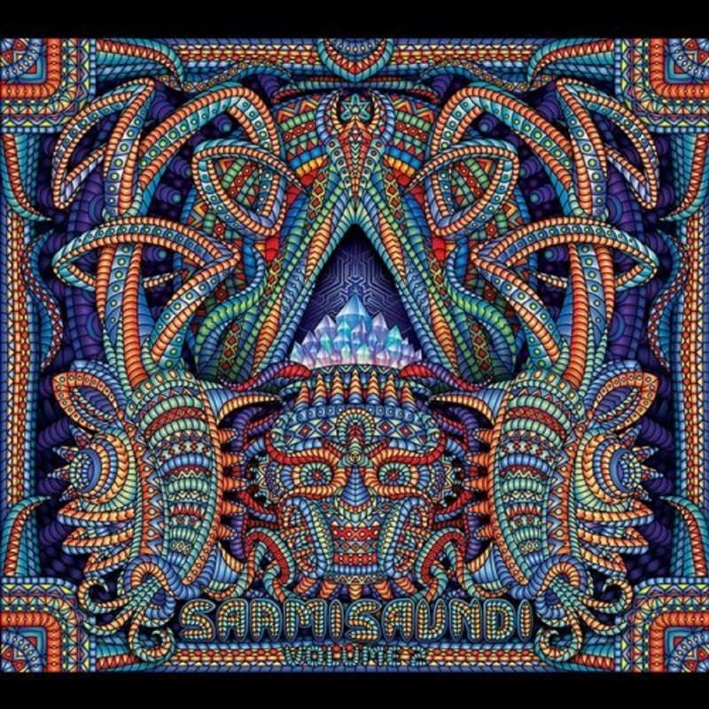 Random Records - .Various - Saamisaundi Vol. 2