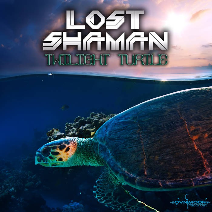 Ovnimoon Records - LOST SHAMAN - Twilight Turtle