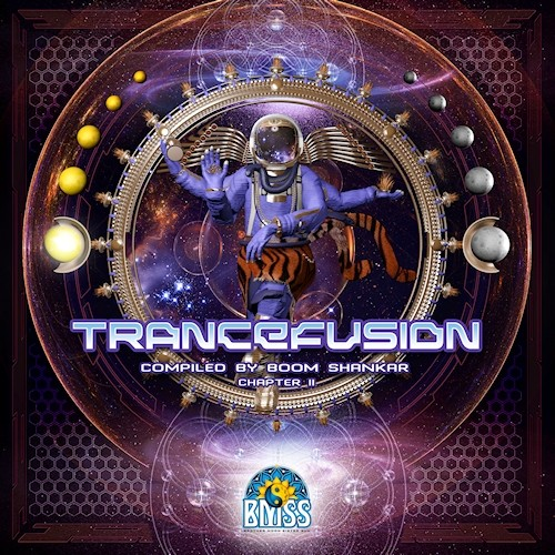 BMSS Records - .Various - Trancefusion - Chapter II - Compiled by Boom Shankar