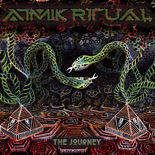 MadMuzik Records - .Various - Atmik Ritual - The Journey