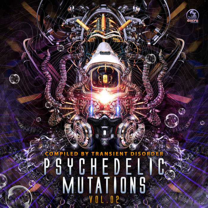 Psychedelic Mutations Vol.2 compiled by Transient Disorder