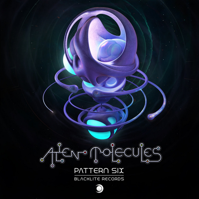 Alien Molecules - Pattern Six